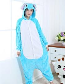Pijama De Moda En Forma De Elefante