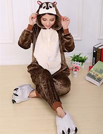 Pijama De Ardilla De Moda