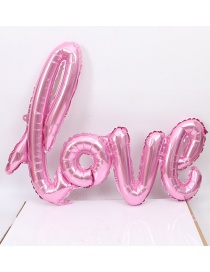 Globo De Letras Love 108*64 Cm