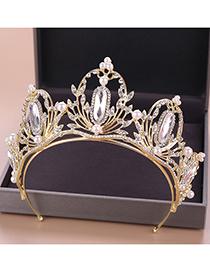 Diadema Corona Perla
