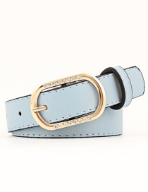 Cinturón De Diamantes De Imitación Con Hebilla