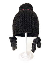 Crochet Peluca Princesa Hat