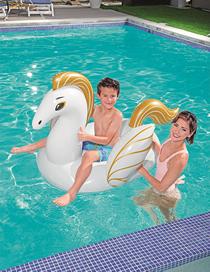 Fila Flotante Inflable De Montaje Pegasus Para Ni?os