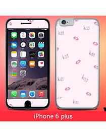 Specialty Multicolor Lips Pattern Simple Design (iphone 6 Plus)